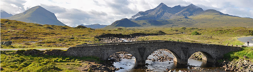 Sligachan, Isle of Skye - Photo by Andy Law
