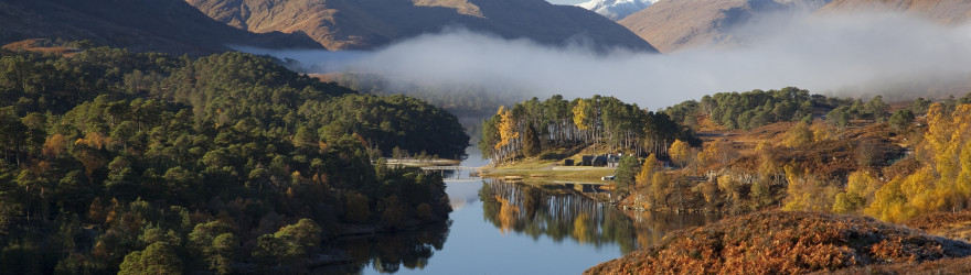 Glen Affric - Photo by Keith Wood