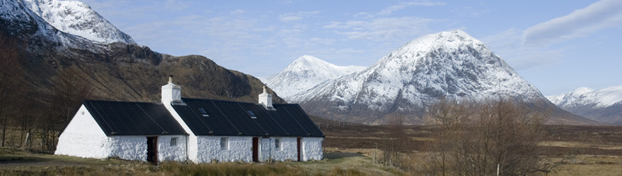 Buachaille Etive Mor / Black Rock Cottage - Photo by Colin Simpson